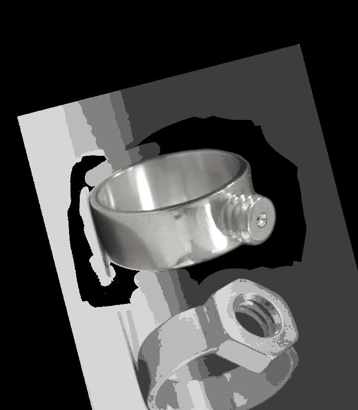انگشتر ست دست ساز نقره مردانه زنانه