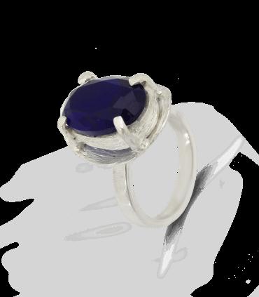 انگشتر دست ساز نقره زنانه مردانه ساوین