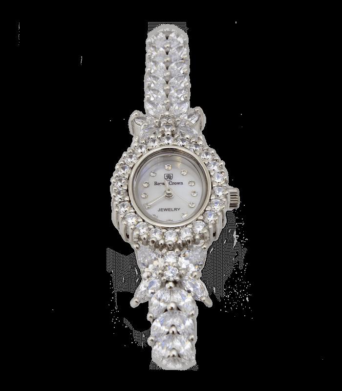 ساعت نقره زنانه Royal Crown