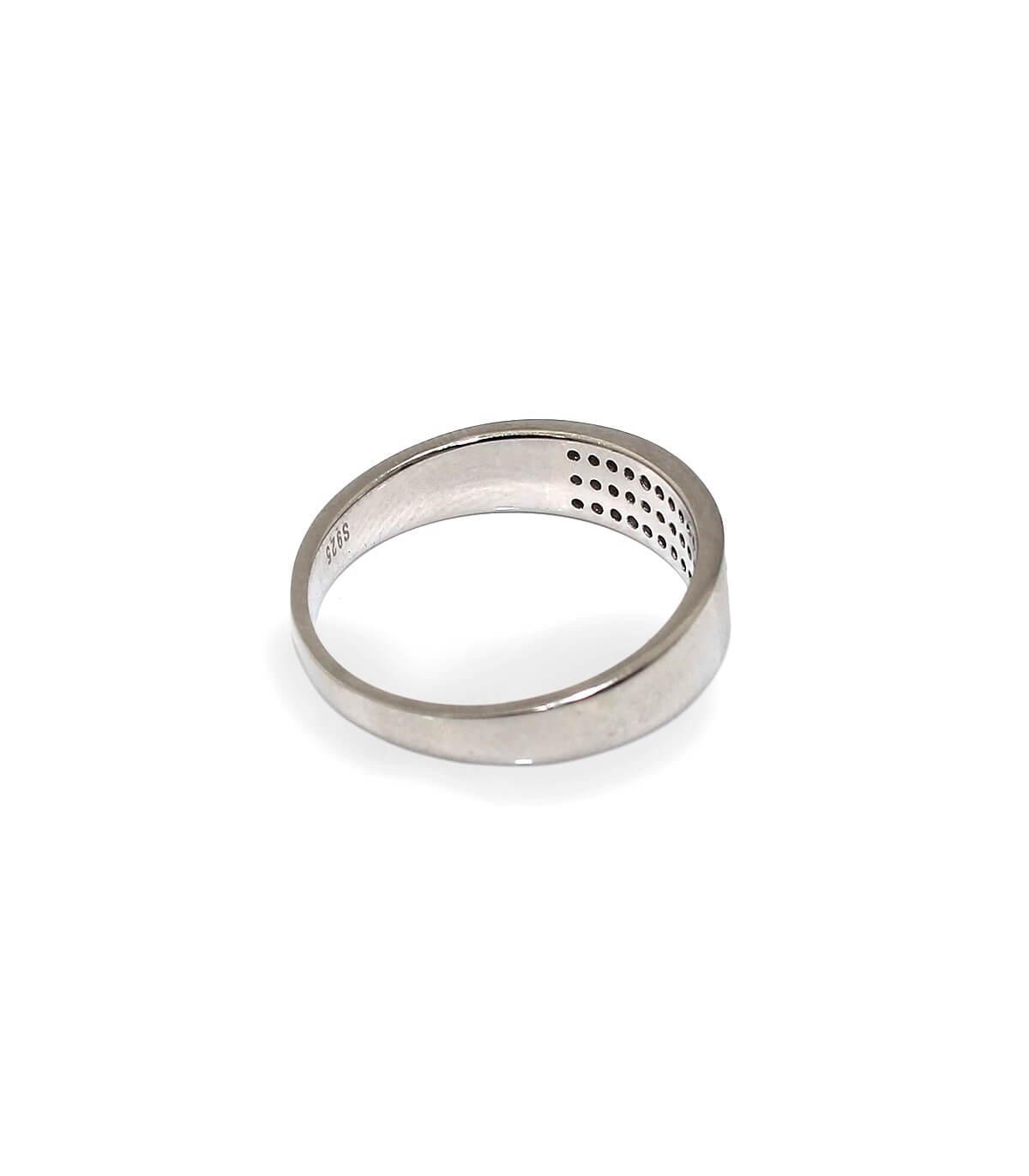حلقه ست نقره زنانه مردانه